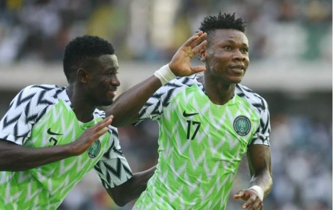 Rohr Assures Kalu, Aina's Fitness Issues Not Worrisome Ahead AFCON 2019