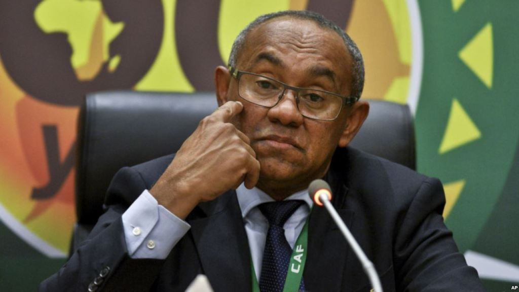 CAF President Ahmad Arrested In France Over Contract Dispute With Puma