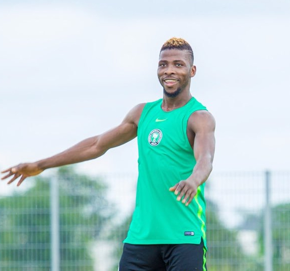 Rohr: Iheanacho Is Now Serious, We're Happy With Him