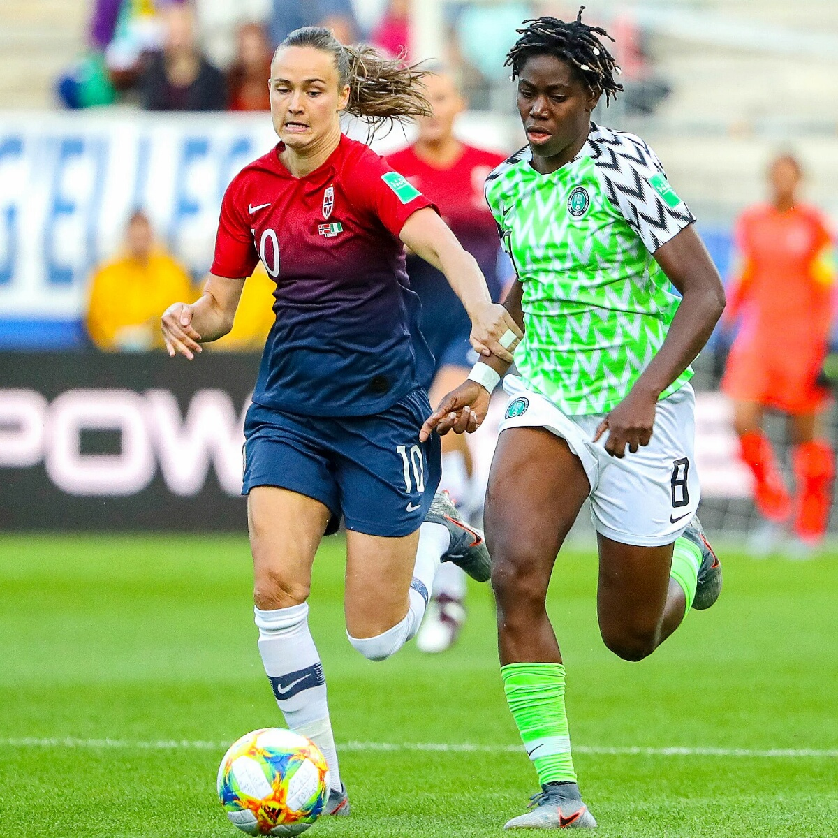 Dennerby: Super Falcons Will Fight Till The End