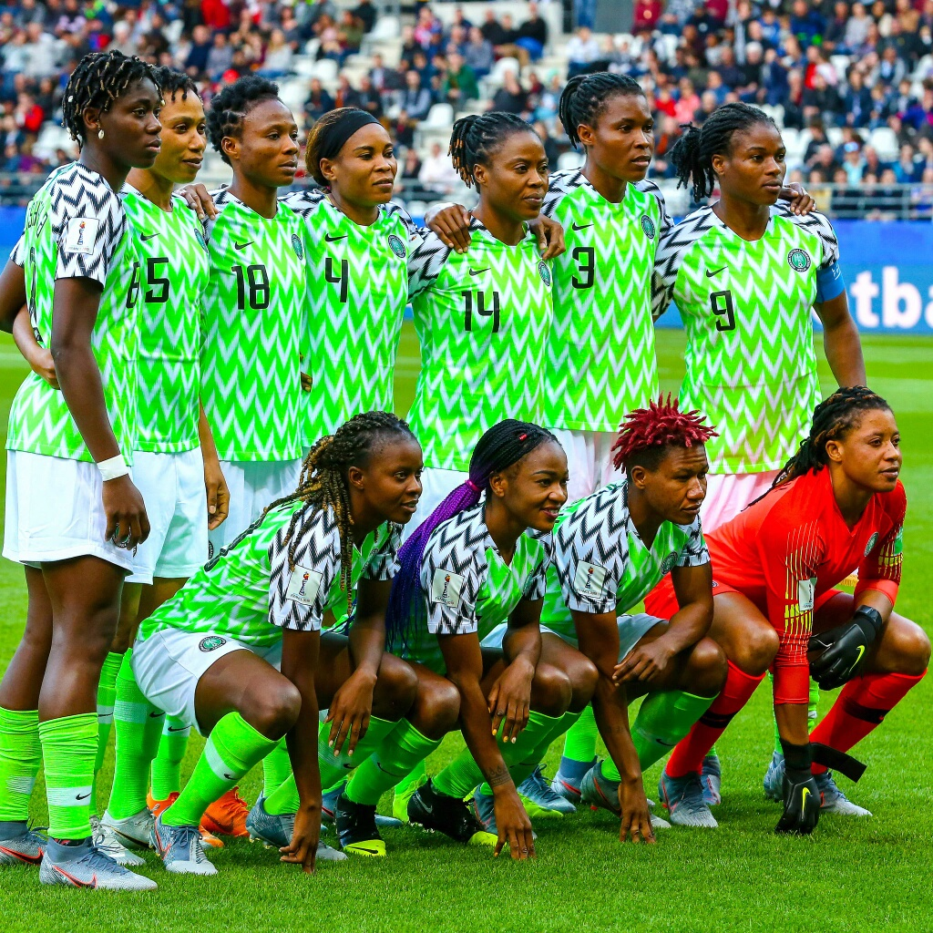 France 2019:  Super Falcons Secure Second Round Spot,  To Face Germany On Saturday