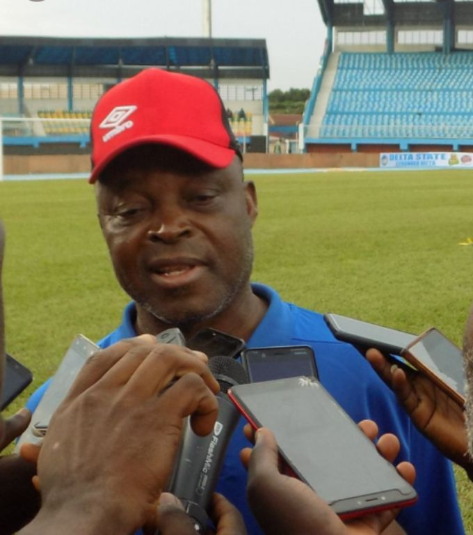 Zimbabwe Coach, Chidzambga: 'I'm Proud Of My Team's Showing Vs Nigeria