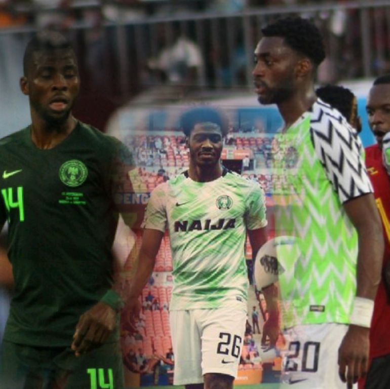 """Aina To Iheanacho, Ajayi: Don""""t Brood Over Missing Eagles AFCON 2019 Party"""