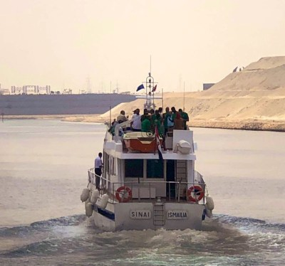 super-eagles- boat-cruise-suez-canal-ismailia-afcon-2019-africa-cup-of-nations