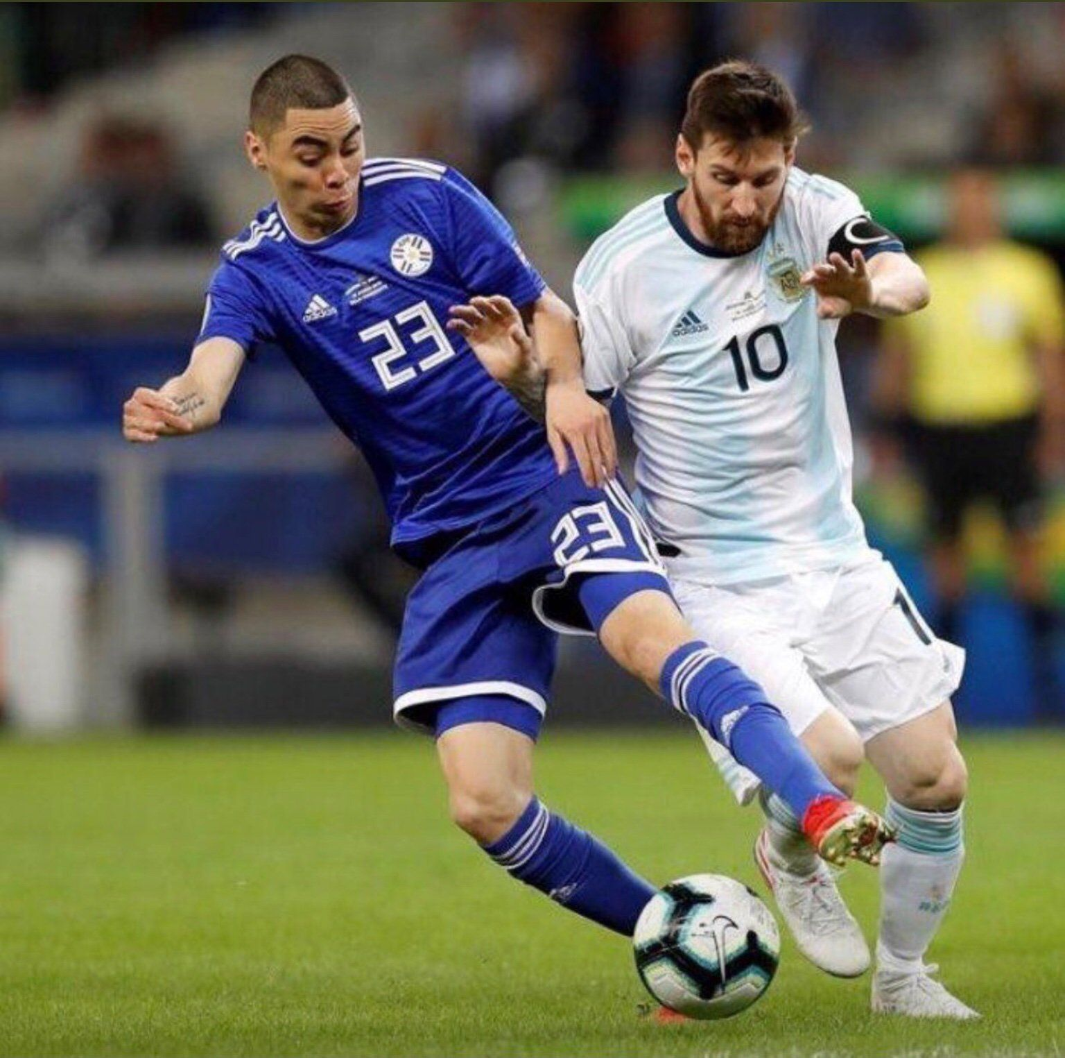 Messi: Argentina Won't Suffer Early Exit From Copa America