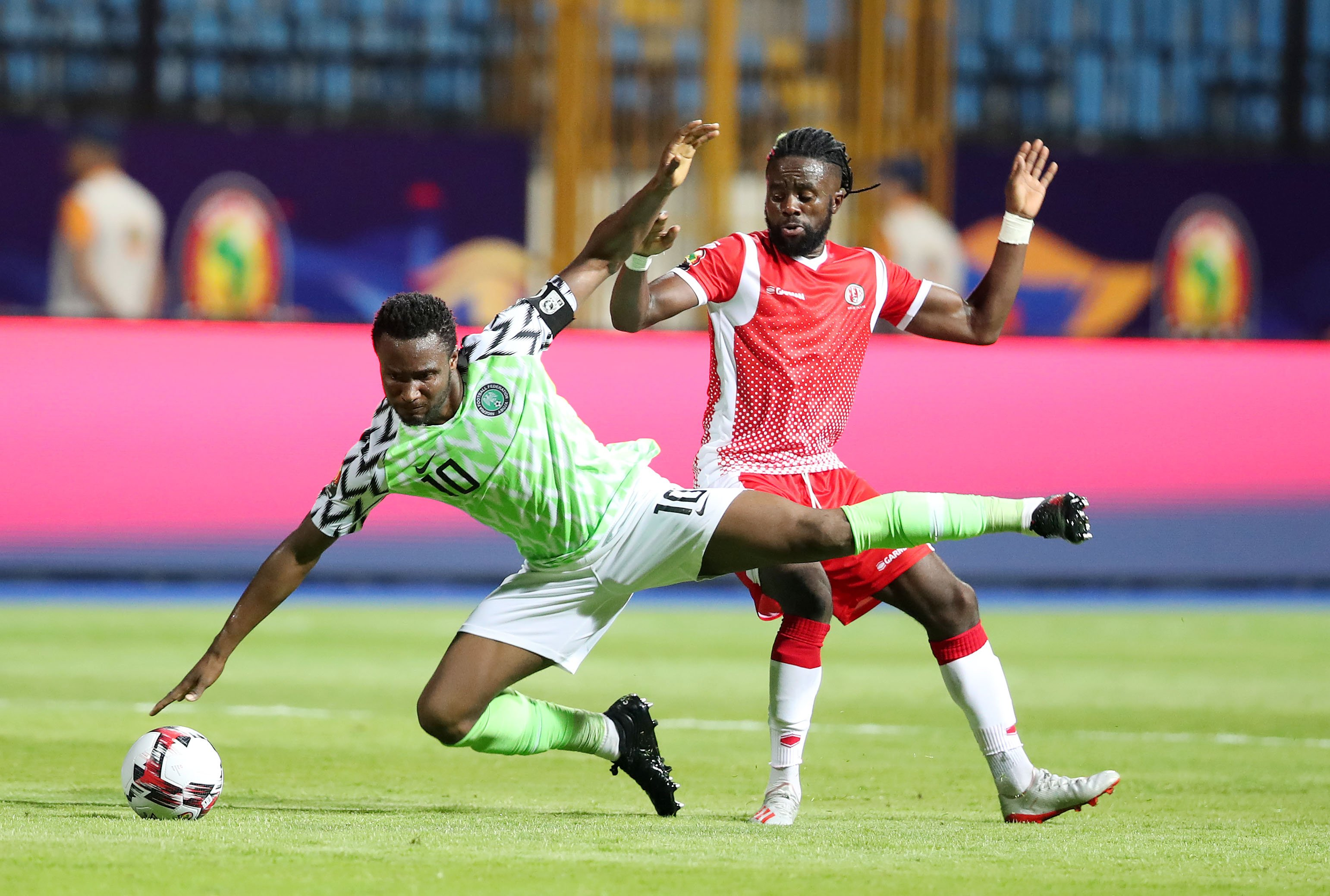 AFCON 2019: Super Sub Ighalo Fires Super Eagles Past Stubborn Burundi