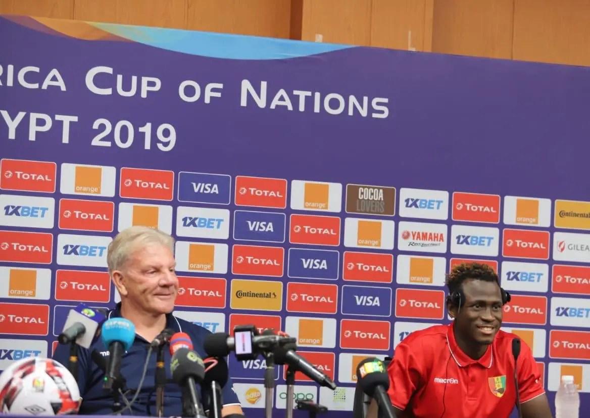 Guinea Coach, Put: I Hope Super Eagles' Injuries, Sicknesses Benefit Us To Win