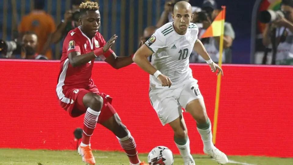 Zidane Backs Algeria To Win AFCON 2019 Title