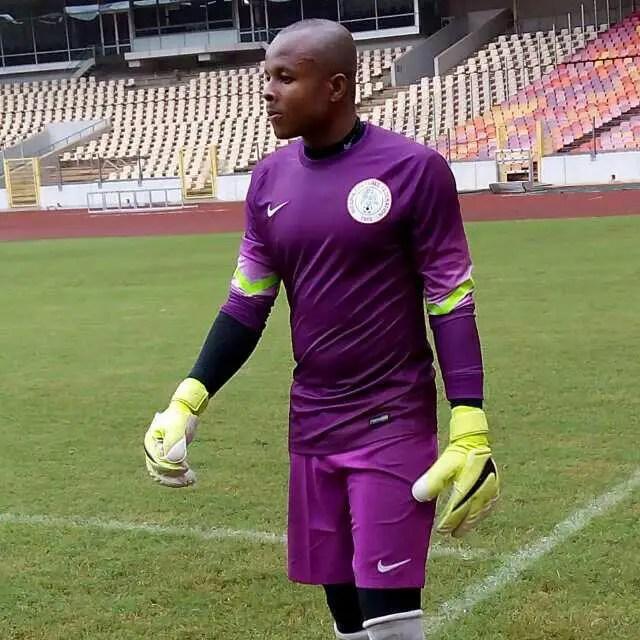 Ezenwa: Eagles In Positive  Mood Ahead Nigeria – Guinea Clash