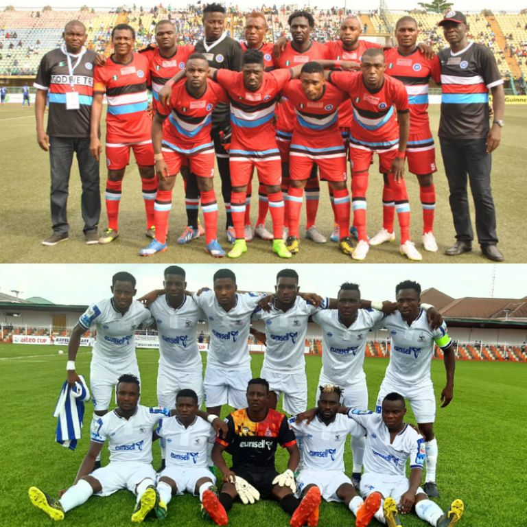 Lobi Stars, Rivers United Fight For Aiteo Federation Cup Semi-Final Spot