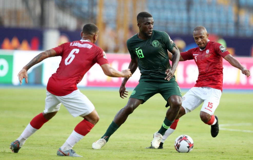 Ogu Ready To Move On From Dismal Showing Vs Madagascar