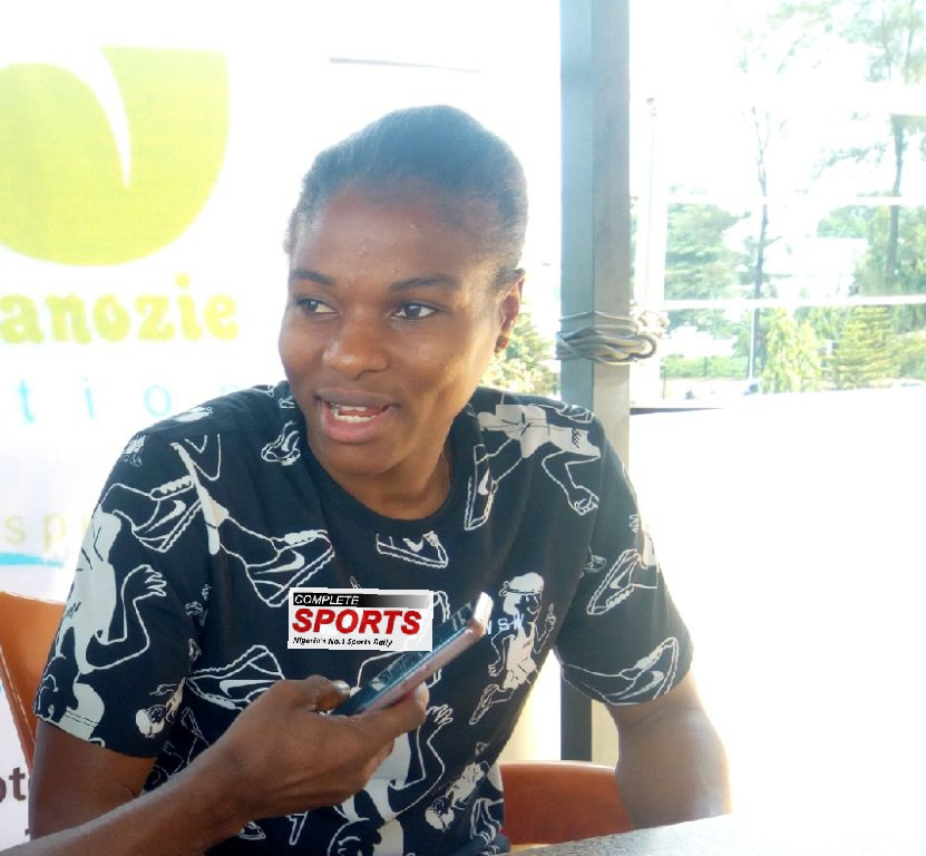 Oparanozie: My Biggest Dream Is To Become First Super Falcons Captain To Win World  Cup