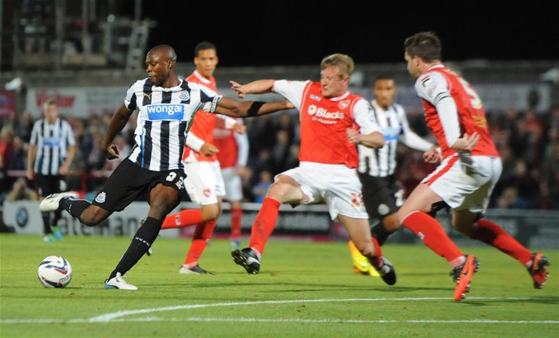 Ameobi Set For New Magpies Role