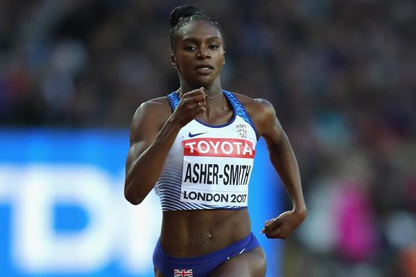 Asher-Smith Confident Of Further Success