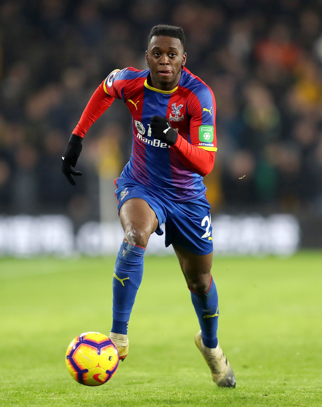Cole Encouraged By Wan-Bissaka deal