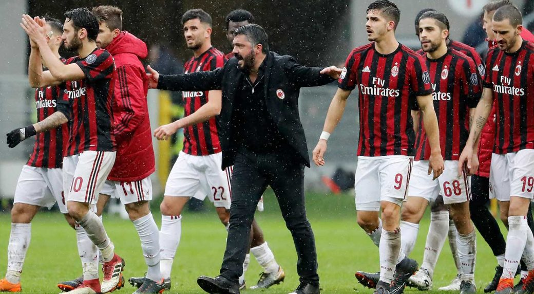 AC Milan Banned From 2019/20 Europa League Over Breaching Of Financial Fair Play