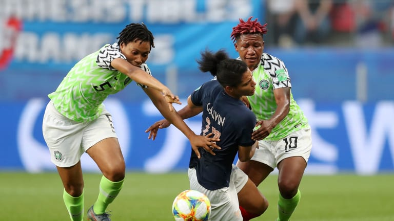 France Coach Diacre: Super Falcons Made Things Very Difficult For Us