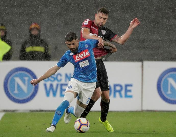Napoli Defender Linked With Reds