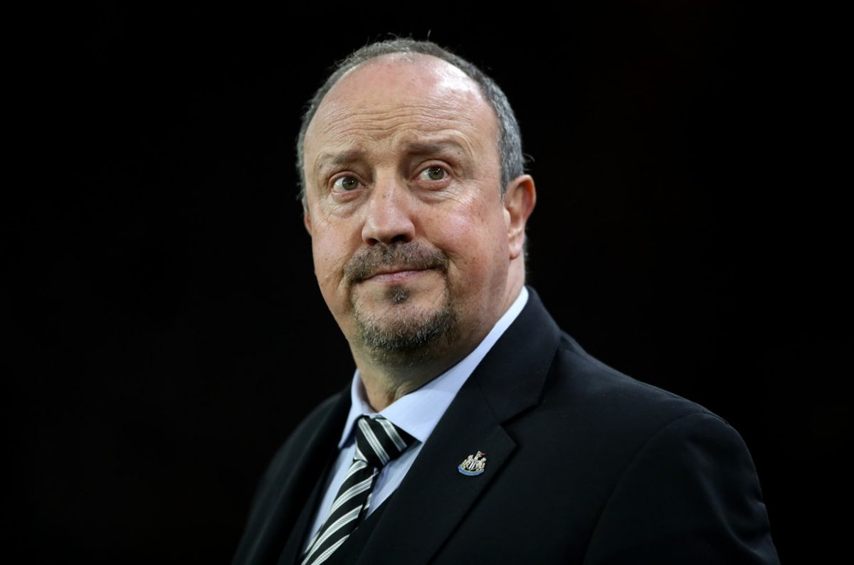 Newcastle Confirm Benitez To Leave