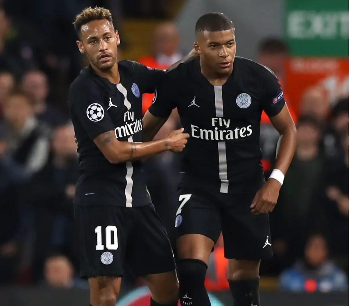 Neymar's Three-Game Euro Ban Upheld