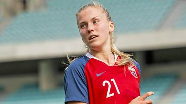 France 2019: Norway Forward Nautnes Confident Of Victory Against Super Falcons