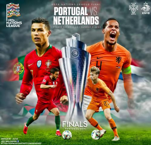 UEFA Nations League final Preview: Hosts Portugal To Face Netherlands For The Title