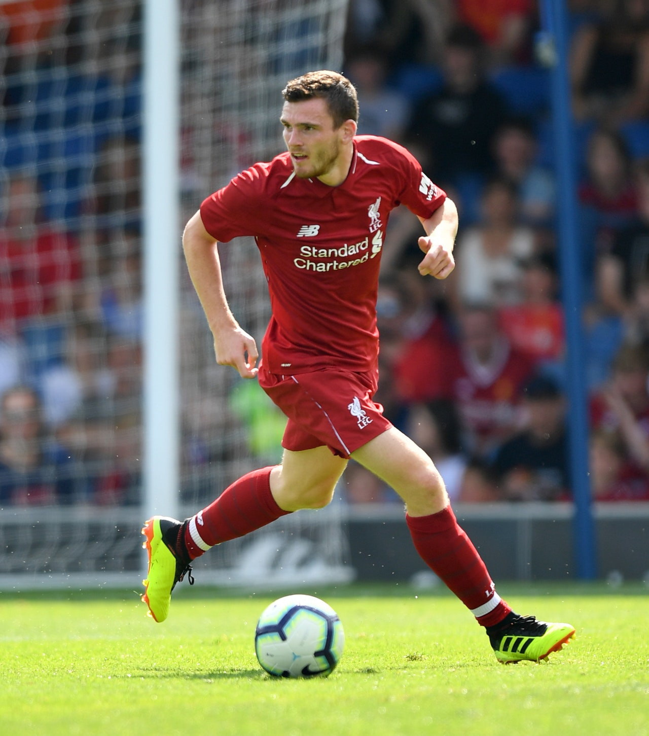 Robertson Still Working Hard To Improve
