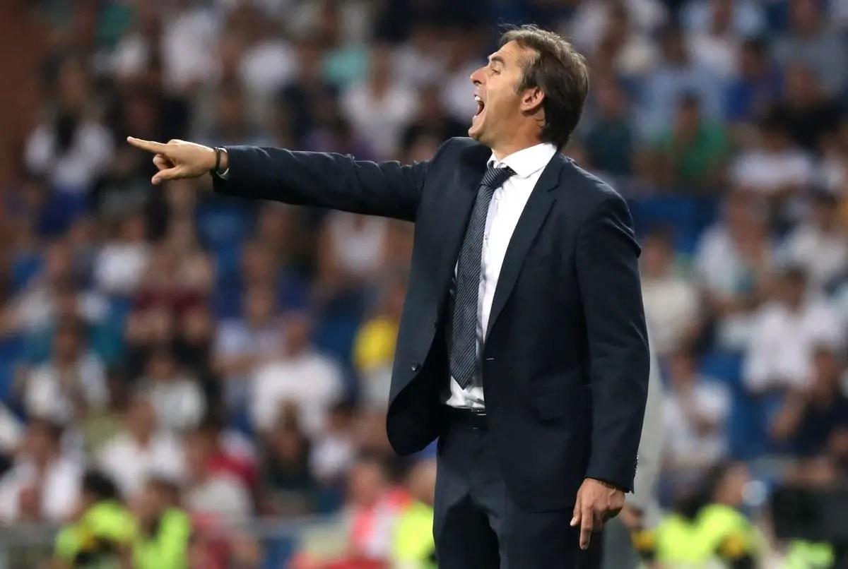 Sevilla Announce Lopetegui