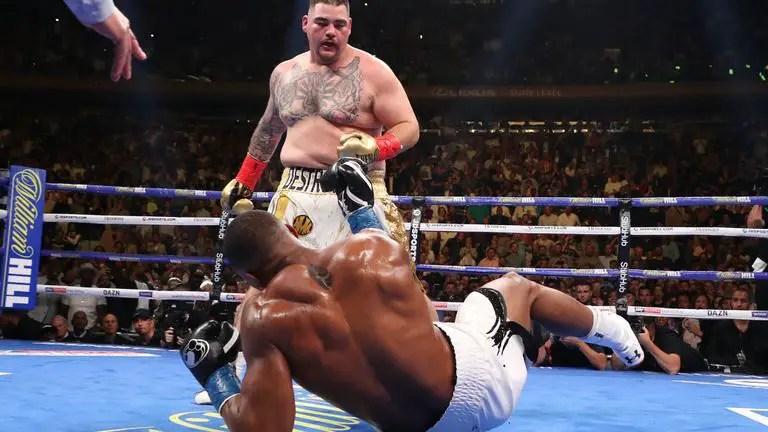 Joshua To Seek Ruiz Jr Rematch In UK