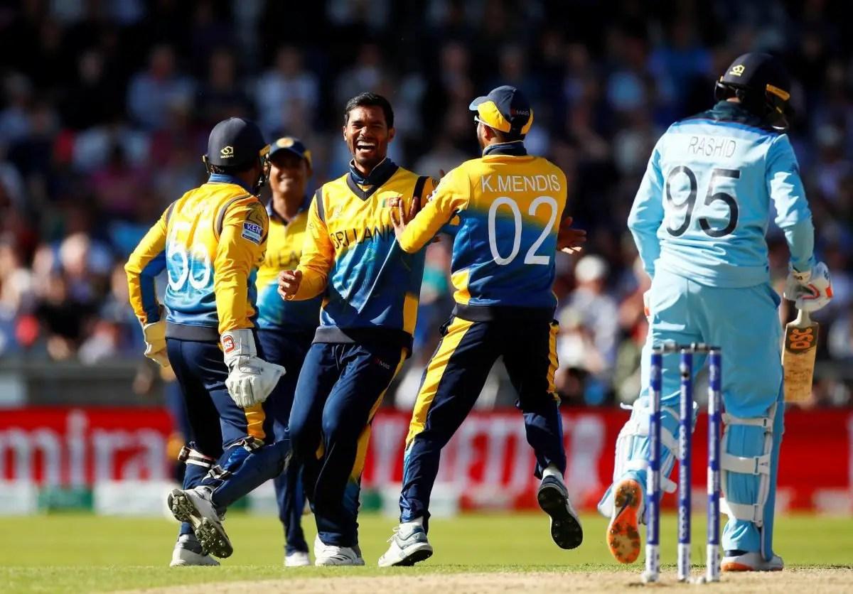 Sri Lanka Stun England At Headingley
