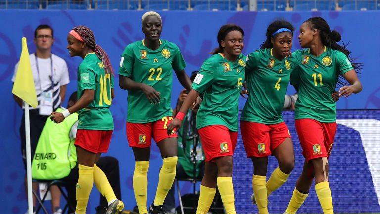 France 2019: Cameroon Edge Out New Zealand To Advance;  Prolong Super Falcons Nervy Wait For Status Confirmation