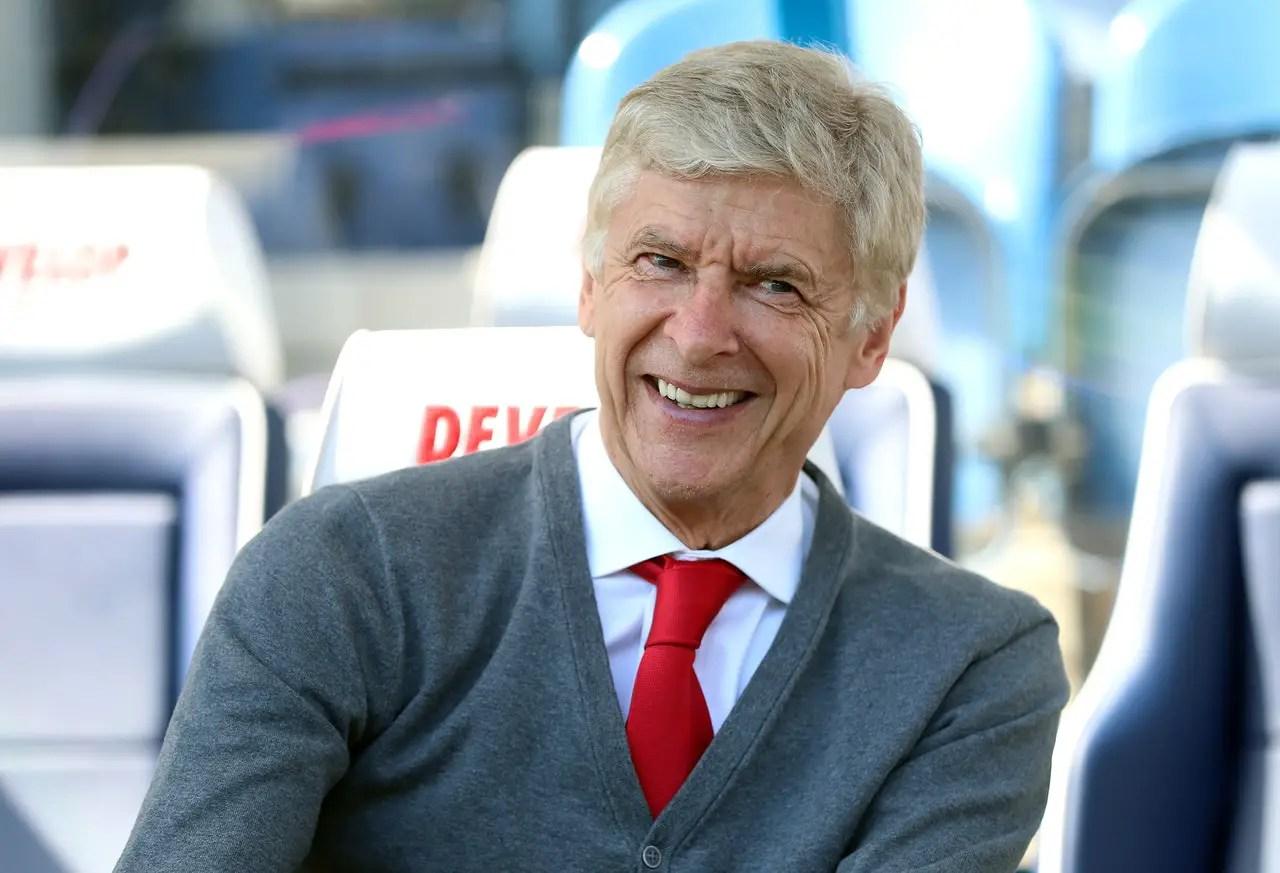 Wenger Downplays Toon Talk