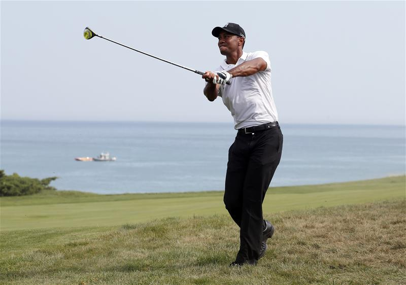 Woods Delighted With US Open Start
