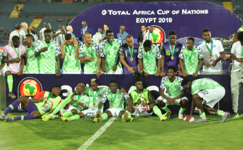 AFCON 2019: 11 Business Lessons From Super Eagles Bronze Medal Triumph