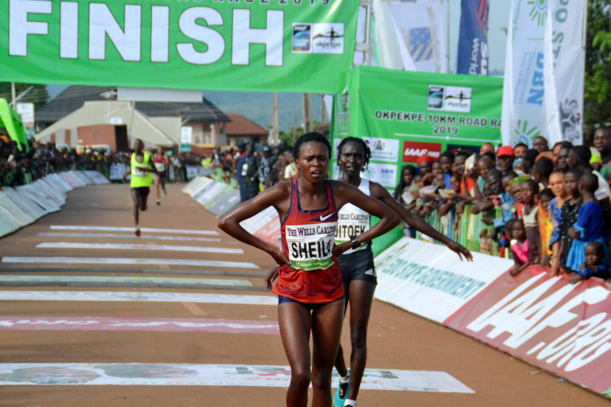 IAAF World Champs 2019: Okpekpe 10km Winner Chelangat Tops Kenya's Women's 5,000m List