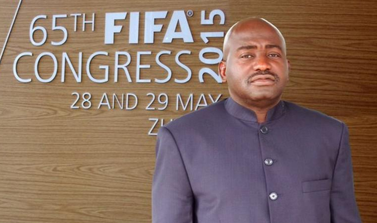 Bility Reacts To 10-Year Ban, $509k Fine By FIFA: 'I'll Fight For The Soul Of African Football'