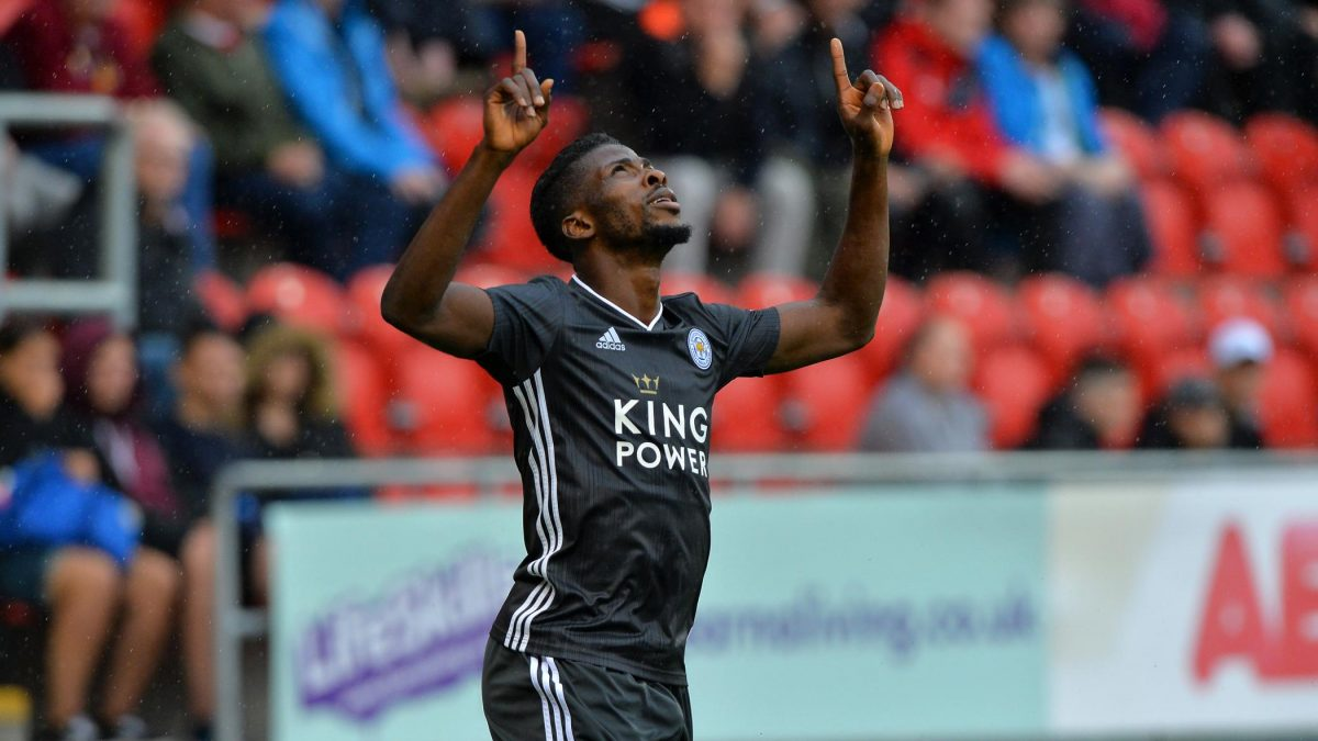 Time For Iheanacho, Success, Balogun To Move On; Get Career Lifelines Elsewhere