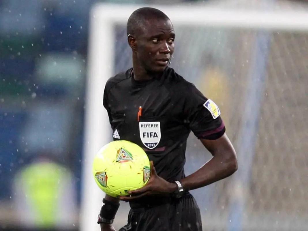 Gambian Referee Gassama To Officiate Algeria – Nigeria AFCON 2019 Semifinal Clash