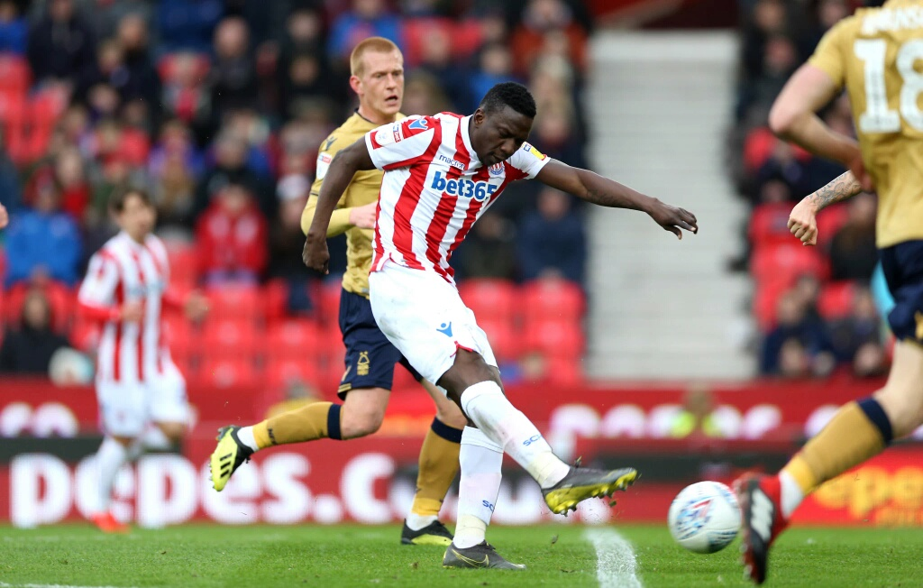 Etebo To Resume Pre-Season Training With Stoke City Next Week