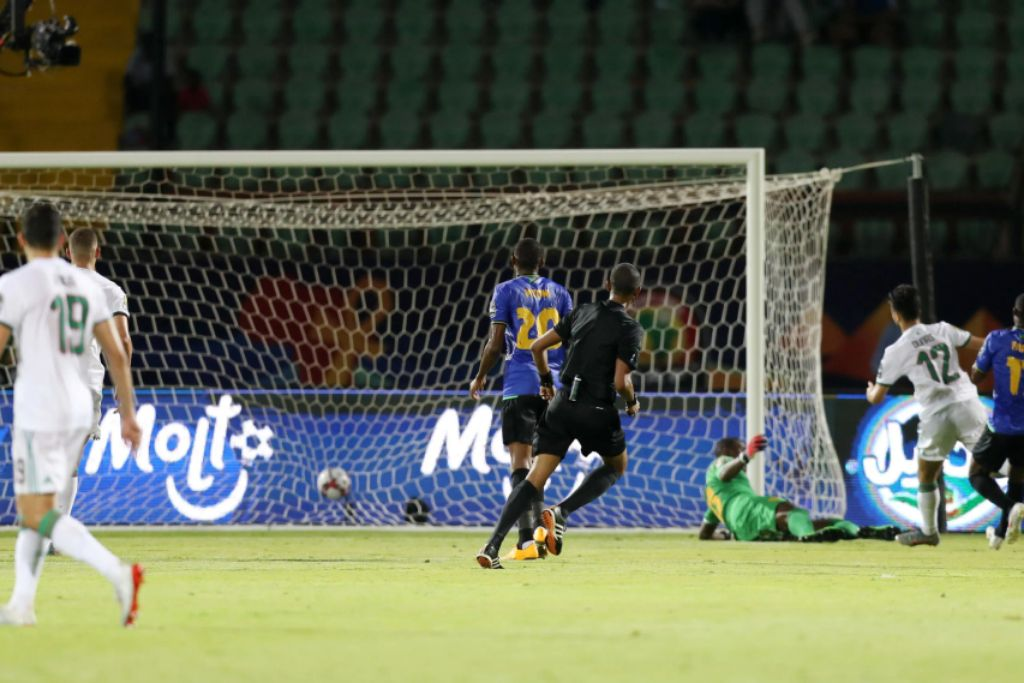 Amuneke: Tanzania Poor Defensively In Defeat To Algeria