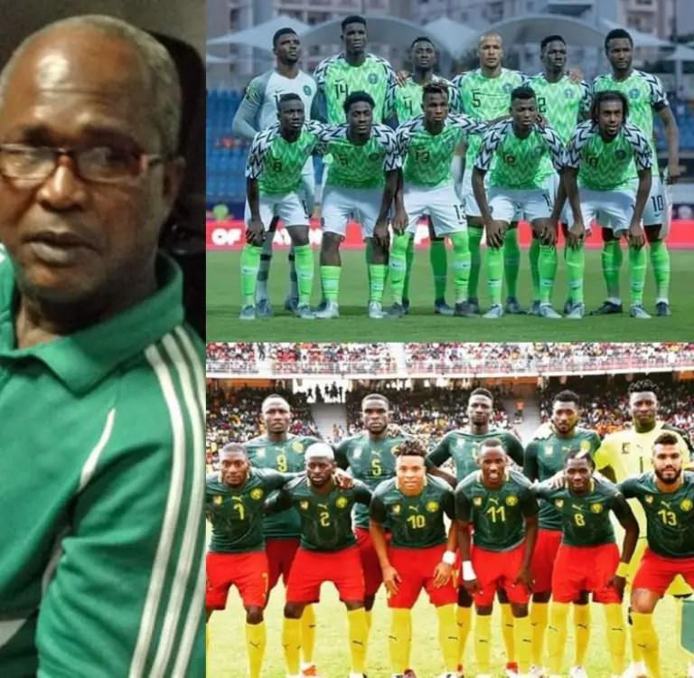 Nwosu: Eagles Come Stronger Vs Big Teams; Will Beat  Cameroon