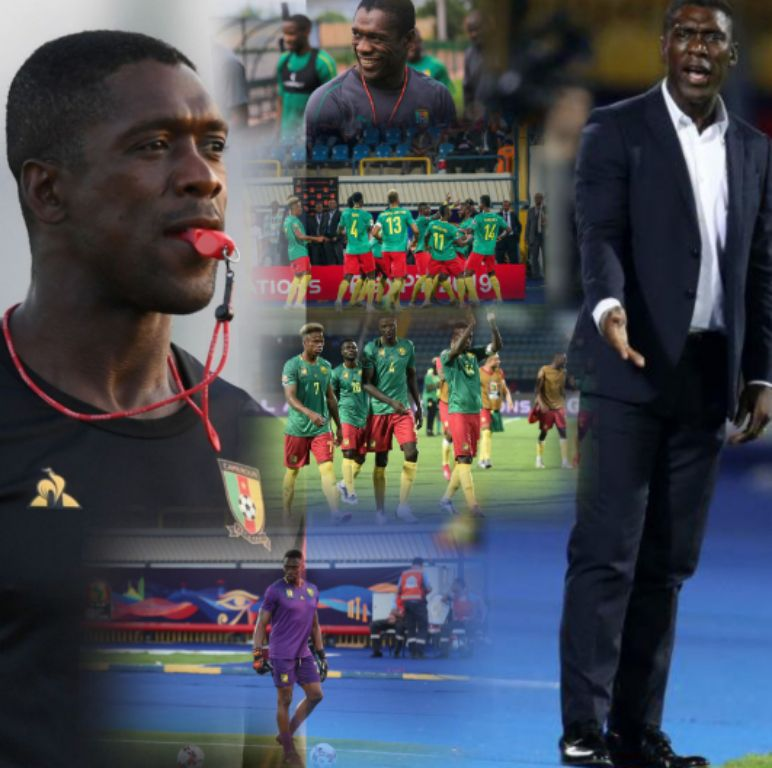 Cameroon Coach, Seedorf: We Respect Super Eagles But They're Beatable