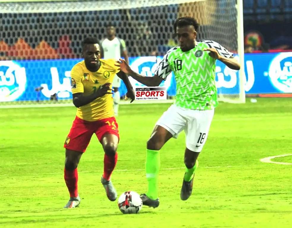 Okocha Proud Of Iwobi, Urges Omeruo's  Improvement In Defence