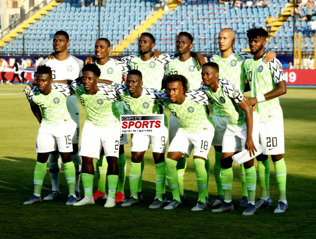 AFCON 2021 Qualifiers: Super Eagles Among Top Seeds For Thursday's Draw