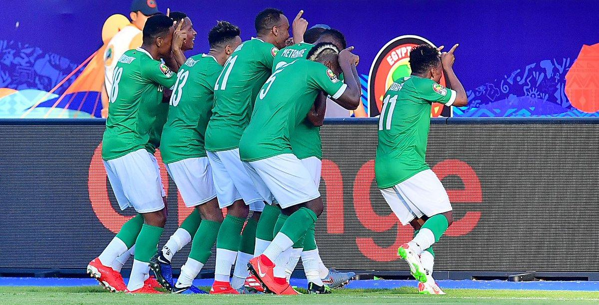 AFCON 2019: Madagascar Beat DR Congo 4-2 On Penalties,  Advance To Last Eight