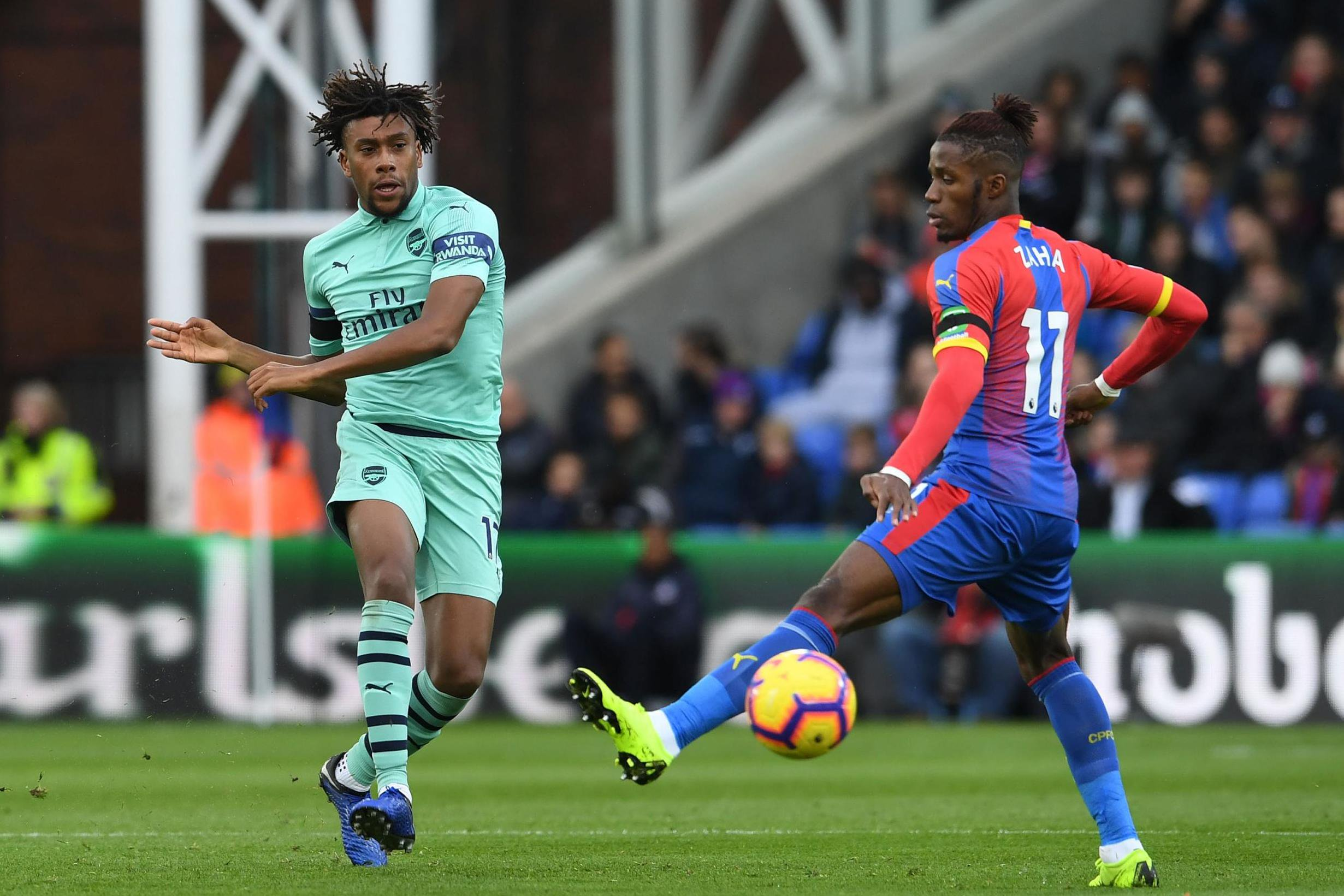 Iwobi Focuses On Arsenal After AFCON 2019 Bronze Feat With Super Eagles