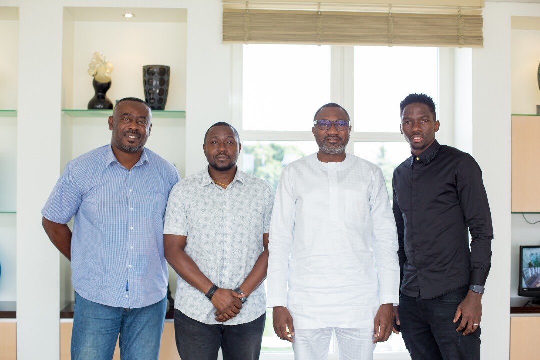 Otedola Fulfills $25,000 Per Goal AFCON Promise To Super Eagles
