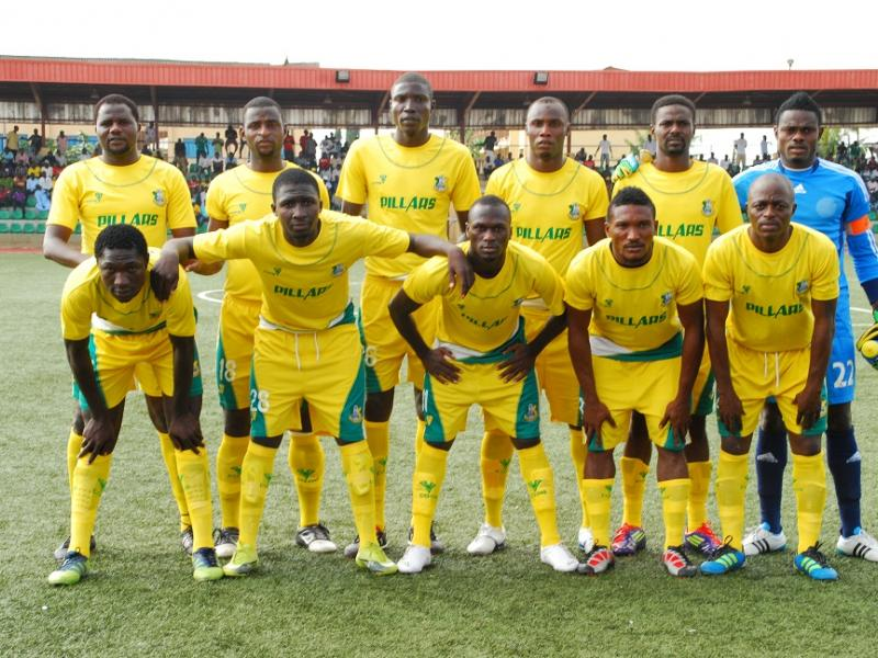 CAFCL Prelim: Pillars Fly To Ghana, Target Aggregate  Win Vs Kotoko