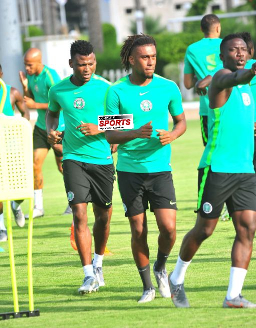 Abdullahi: I'm Now Fit, Ready  To Face Bafana, But Coach Decides