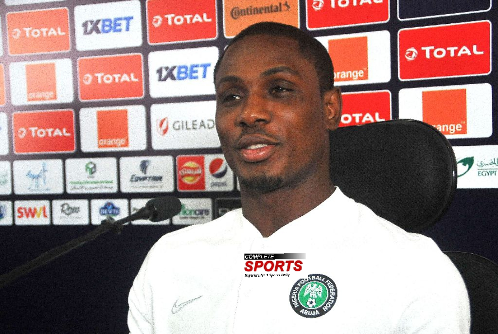 INTERVIEW – Ighalo: Eagles Are In Top Spirit To Beat Bafana, Win AFCON 2019